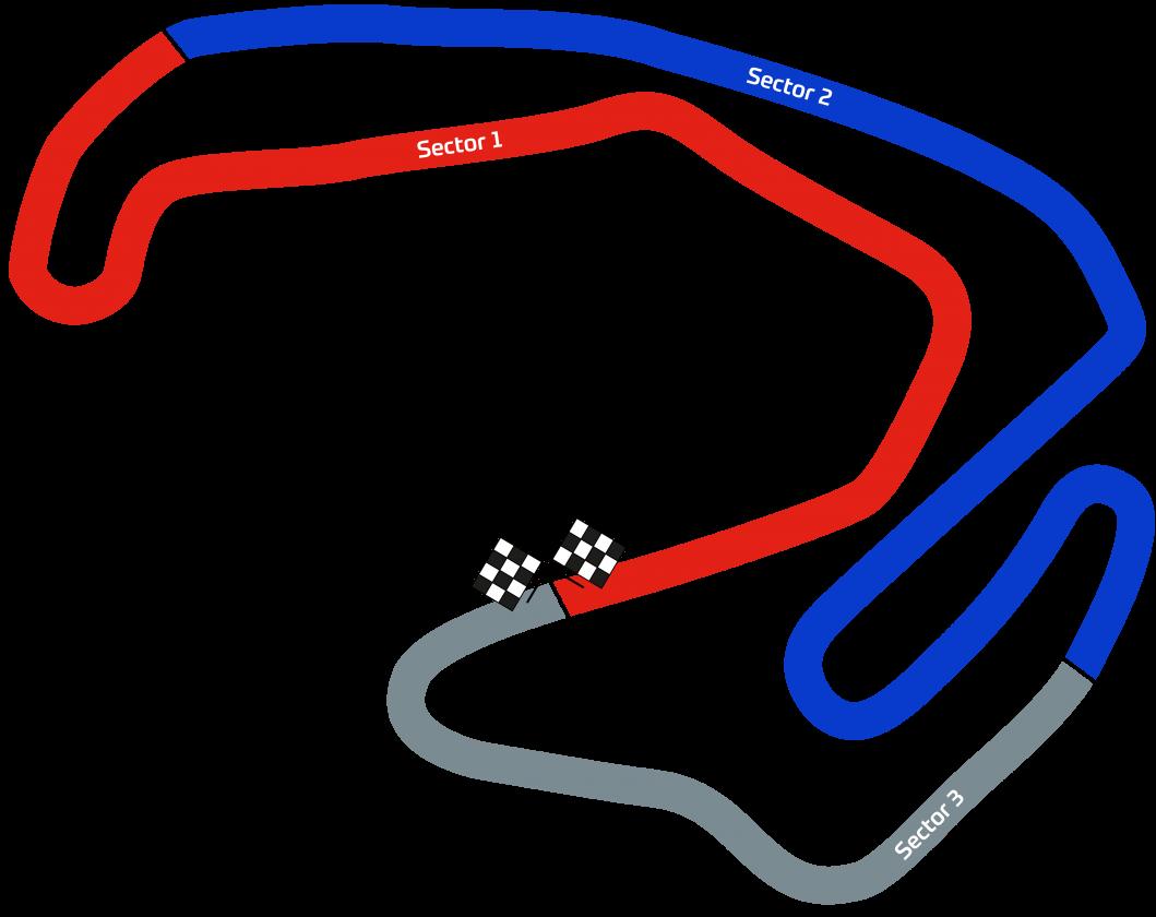 IAME Round 3 – Larkhall track